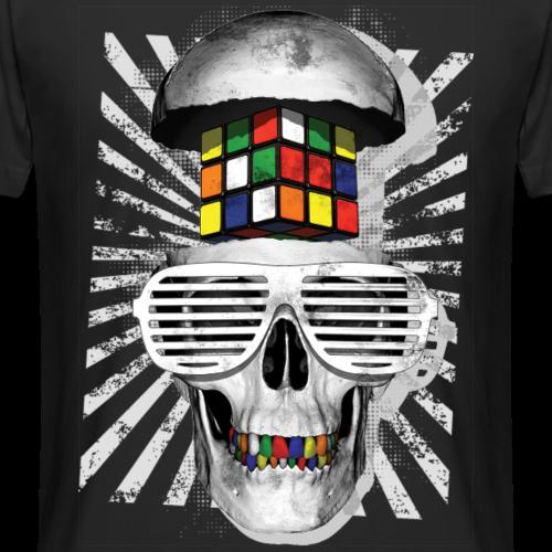 Rubiks - Skull Cube