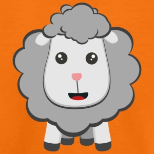 Big eyes kawaii sheep Shirts - Kids' Premium T-Shirt