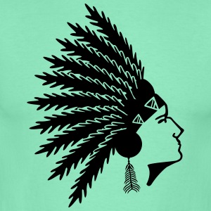 native american T-Shirts - Men's T-Shirt