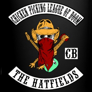 Chicken Picking League of Doom - The Hatfields Cou - Tasse einfarbig