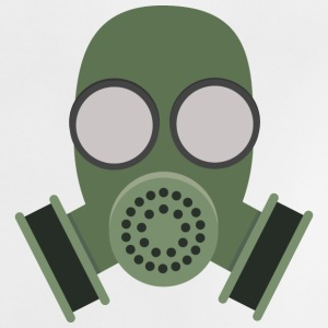 Army gas mask Baby Shirts  - Baby T-Shirt