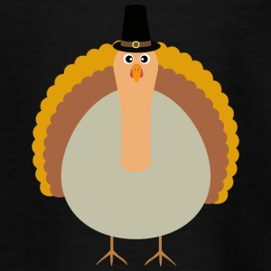 Thanksgiving kalkoen Shirts - Teenager T-shirt