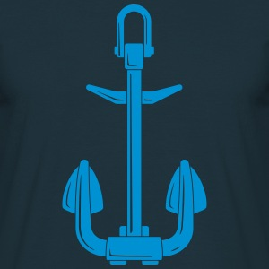 Special anchor - Men's T-Shirt