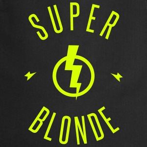 super blonde Tabliers - Tablier de cuisine