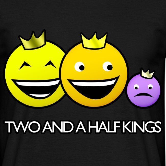 T-shirt Two and a Half Kings