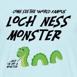 Loch Ness Monster - Men's T-Shirt