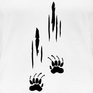 Scratches, Claws Tee shirts - T-shirt Premium Femme