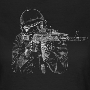 Special Forces T-shirts - T-shirt dam