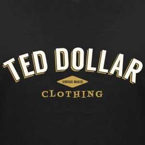 Ted Dollar Clothing cream Tee shirts - T-shirt col V Femme