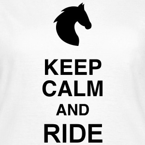 Equitation / Cheval / Cavalier / Equestre Tee shirts - T-shirt Femme