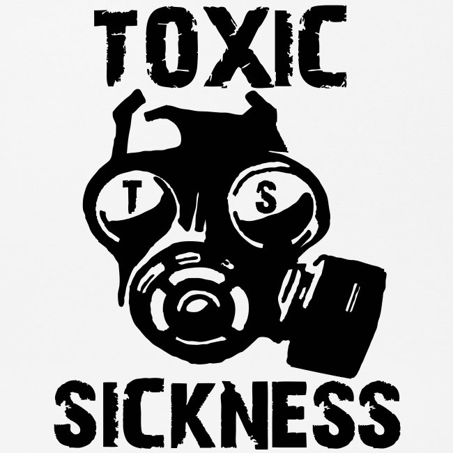 NEW retro design Toxic Sickness mouse pads