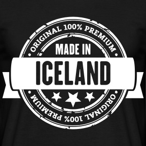 Made in Iceland T-Shirts - Männer T-Shirt