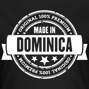 Made in Dominica T-Shirts - Frauen T-Shirt