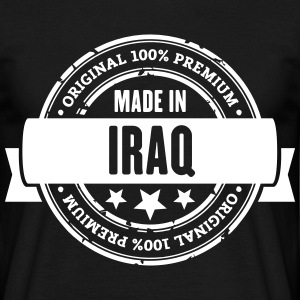 Made in Iraq T-Shirts - Männer T-Shirt