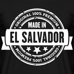Made in El Salvador T-Shirts - Männer T-Shirt