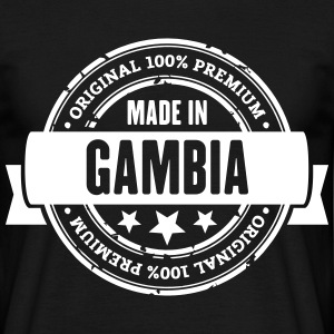 Made in Gambia T-Shirts - Männer T-Shirt