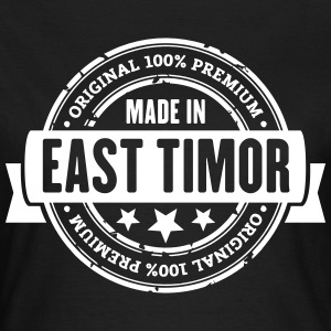Made in East Timor T-Shirts - Frauen T-Shirt