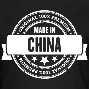 Made in China T-Shirts - Frauen T-Shirt