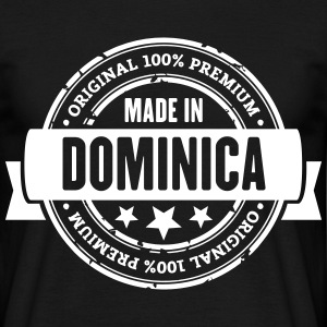 Made in Dominica T-Shirts - Männer T-Shirt