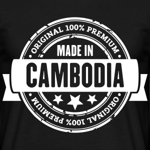 Made in Cambodia T-Shirts - Männer T-Shirt