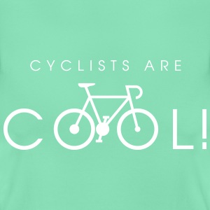 cyclists_are_cool_09_2016 T-Shirts - Frauen T-Shirt