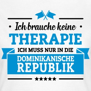 Dominikanische Republik T-Shirts - Frauen T-Shirt