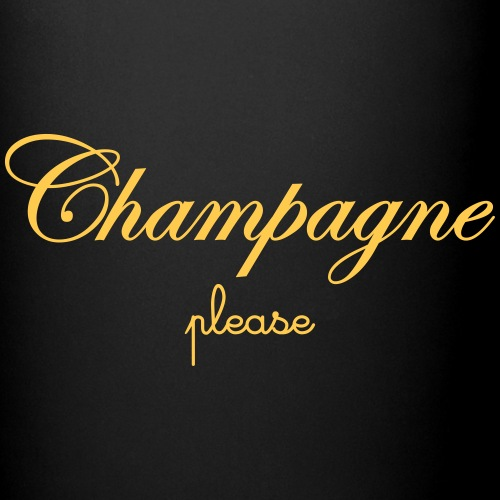 Champagne Please