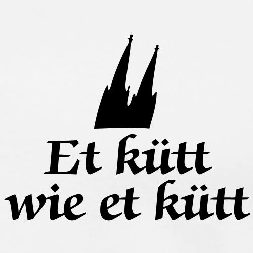 Et kütt wie et kütt Klassisch mit Kölner Dom