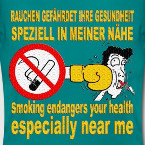 dont smoke - Frauen T-Shirt