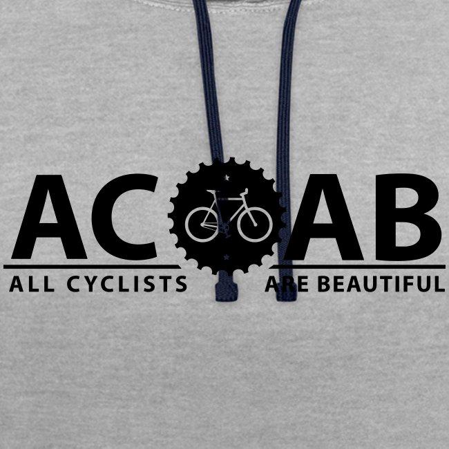 ACAB Pulli Print Black | Unisex