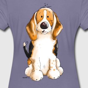 Cute Beagle T-Shirts - Women's Premium T-Shirt