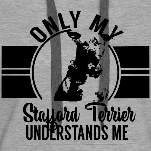 Nur mein Stafford Terrier
