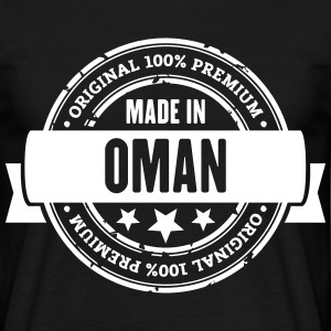 Made in Oman T-Shirts - Männer T-Shirt