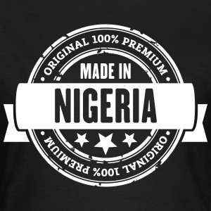 Made in Nigeria T-Shirts - Frauen T-Shirt