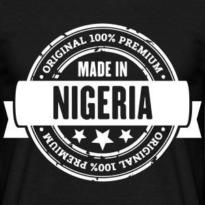 Made in Nigeria T-Shirts - Männer T-Shirt