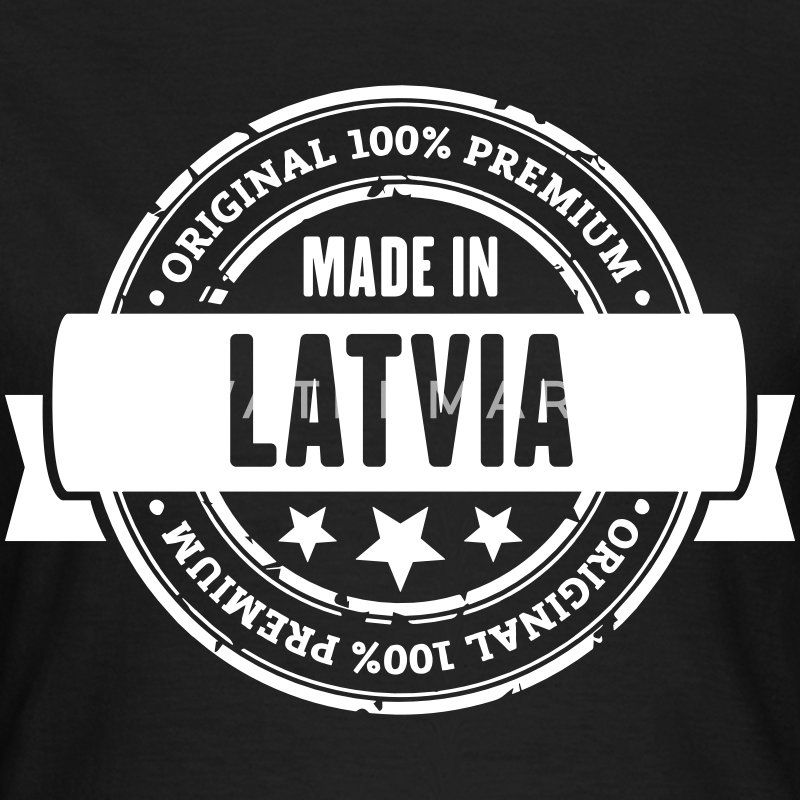 Made in Latvia T-Shirts - Frauen T-Shirt