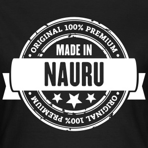 Made in Nauru T-Shirts - Frauen T-Shirt