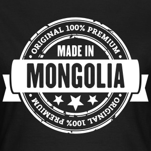Made in Mongolia T-Shirts - Frauen T-Shirt