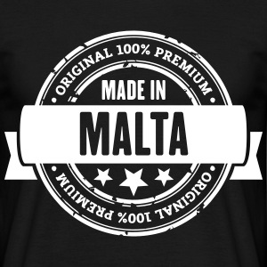 Made in Malta T-Shirts - Männer T-Shirt