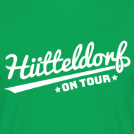 Hütteldorf On Tour T-Shirt