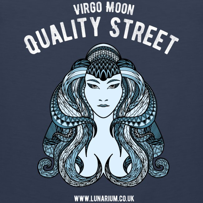 Men's T-Shirt by American Apparel with Virgo Sign