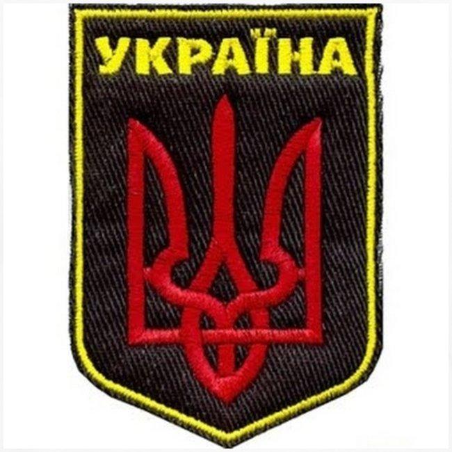 Ukraine logo Men's Premium Longsleeve Shirt