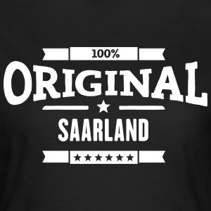 Original Saarland T-Shirts - Frauen T-Shirt