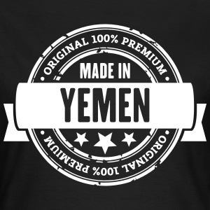 Made in Yemen T-Shirts - Frauen T-Shirt