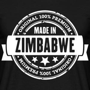 Made in Zimbabwe T-Shirts - Männer T-Shirt
