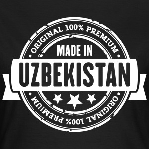 Made in Uzbekistan T-Shirts - Frauen T-Shirt