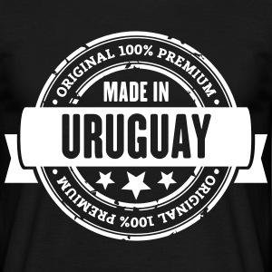 Made in Uruguay T-Shirts - Männer T-Shirt