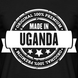 Made in Uganda T-Shirts - Männer T-Shirt