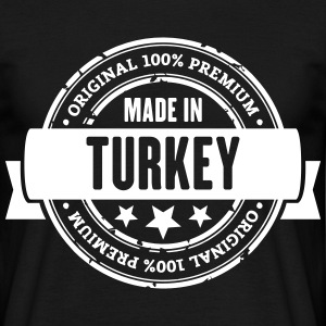 Made in Turkey T-Shirts - Männer T-Shirt