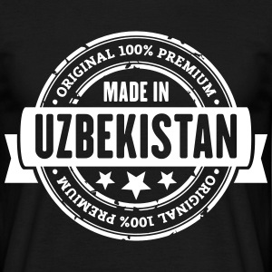 Made in Uzbekistan T-Shirts - Männer T-Shirt